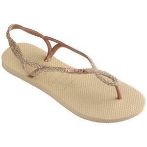 Havaianas Mädchen Sandalen in der Farbe Beige - Größe 37-38
