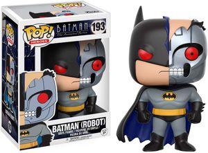Funko Batman The Animated Series Batman Robot POP! Figur 9 cm FK13645