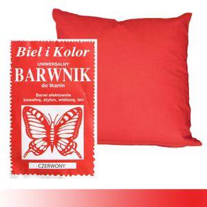 10g Batikfarbe Textilfarbe Stofffarbe färben, Farbe wählbar aus 30 Nuancen, Farbe:koralle