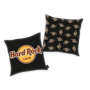 Plüschkissen 40x40 Hard Rock Cafe-Logo Hard Rock