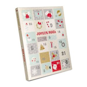 Adventskalender-Box