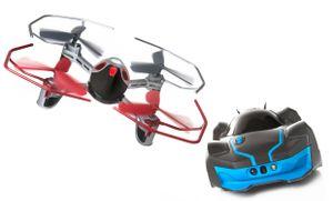 WowWee - R.E.V. Air Fahrzeug + Drone