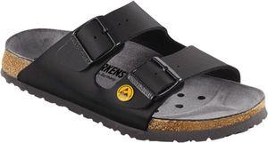 BIRKENSTOCK Professional Arizona ESD schwarz  089420 + 089428, Größe + Weite:43 schmal