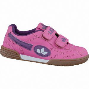 Lico Bernie V modische Mädchen Synthetik Sportschuhe pink, Textilfutter, auswechselbare Textileinlegesohle, 4237110/33