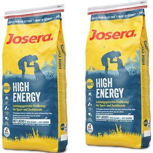2 x 15 kg Josera High Energy