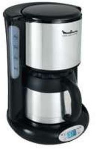 Moulinex FT3628 Subito Thermo Kaffeemaschine sw