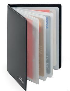 """DURABLE Ausweis- und Kreditkarten-Etui """"RFID SECURE"""" für 8 Karten"""