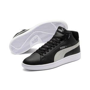 Puma Smash v2 Mid PureTEX High-Tops Schuhe Sneaker 367853 PURETEX Wasserdicht, Größe:UK 3.5 - EUR 36 - 22.5 cm, Farbe:Schwarz (Puma Black.)