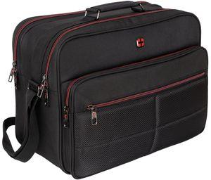 New Bags Arbeitstasche Umhängetasche Messenger Flugbegleiter  Herrentasche  XXL