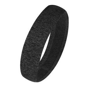 1 stück Sport Stirnband Schwarz 26,3 Zoll Schweißband laufen lassen