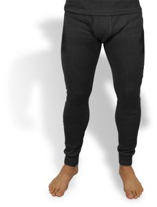 normani® Herren Thermo-Unterhose - Anthrazit - 10/XXL