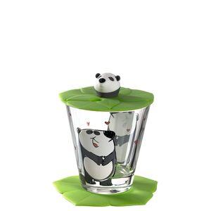Leonardo Drinkbekerset Bambini Panda 215 ml