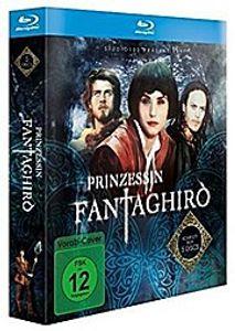 Prinzessin Fantaghiro BOX (BR) 5Disc Min: DDWS  Digipack
