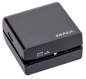 MAUL Elektrischer Brieföffner Batteriebetrieb schwarz