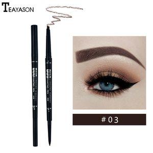 Wasserdichter Augenbrauenstift Liner Augenbrauenpuder Make-up Kosmetikwerkzeug LWL90826084C