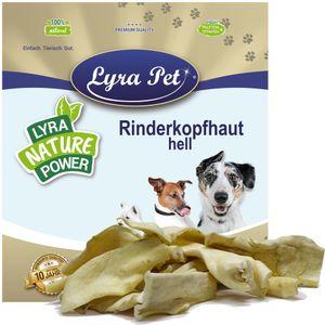 5 kg Lyra Pet® Rinderkopfhaut hellbraun, hell