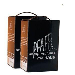 Weißwein Österreich Grüner Veltliner Weingut Pfaffl trocken ( 2x3,0L)