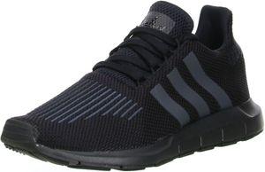 adidas Originals Sneaker Swift Run Junior Schwarz Schuhe, Größe:38