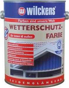 Wilckens Wetterschutzfarbe 2,5 l, schwedenrot
