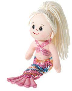 Heunec POUPETTA 'Kleine Meerjungfrau' blond