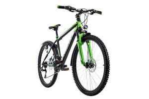 Mountainbike Hardtail ATB 26'' Xtinct schwarz-grün RH 46 cm KS Cycling
