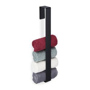 relaxdays Handtuchhalter ohne Bohren