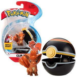 Pokémon - Clip´n Go - Vulpix & Luxusball
