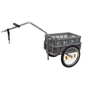 Fahrradanhänger Lastenanhänger Transportanhänger Gepäckwagen Handwagen Klappbox