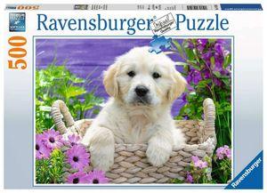 Süßer Golden Retriever Ravensburger 14829
