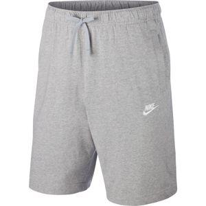 Nike M Nsw Club Short Jsy Dk Grey Heather/White Dk Grey Heather/White M