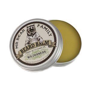 Mr. Bear Family Bart Balsam Beard Balm Wilderness 60 ml