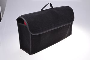 Kofferraum Aufbewahrung Tasche mit Tragegriff Auto PKW Schwarz
