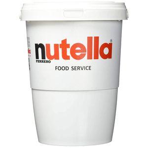 Nutella im XL Kunststoffeimer mit praktischem Tragegriff 1350g