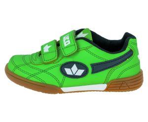 LICO Bernie V Indoorschuh, grün, 36, 360322