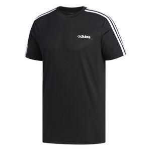 adidas Design 2 Move 3-Streifen T-Shirt schwarz/weiß M