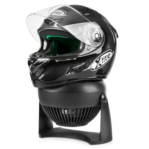 Helmtrockner Ventilator Motorkühlung Helmlüfter Lüfter Racing Racefoxx