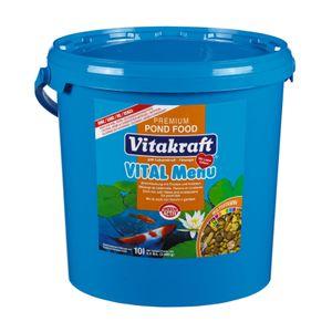 Vitakraft POND Vital Menü - 10 Liter
