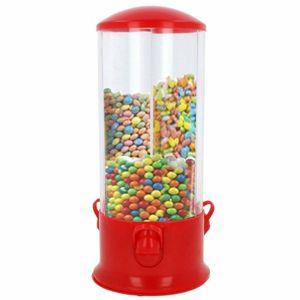 3 Fach Süssigkeiten Automat Bonbon Kaugummi Spender Süßigkeitenspender Cornflake