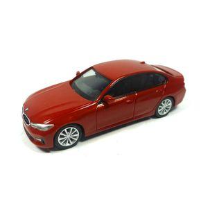 Herpa 430791 BMW 3er Limousine rot Maßstab 1:87 Modellauto