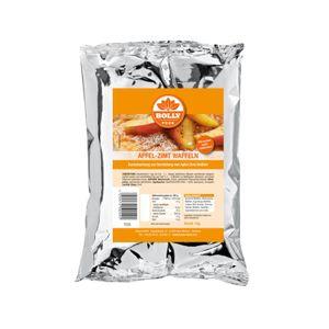 Backmischung Apfel-Zimt Waffeln 1 kg Beutel