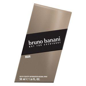 Bruno Banani Man - Men 50 ml Eau de Toilette EDT not for everybody