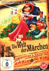 Kinderfilme DVD + Hörbuch [Limited Edition]