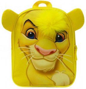 Disney rucksack Lion King Simba junior 10 Liter Polyester gelb