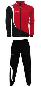 alpas Trainingsanzug  Elegance Rot Gr. M