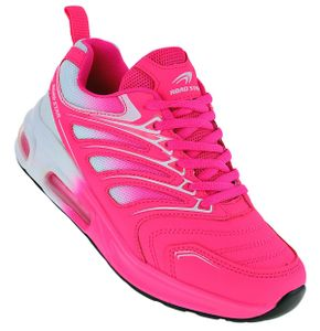 Art 817 Turnschuhe Schuhe Sneaker Sportschuhe Luftpolstersohle Damen, Schuhgröße:38