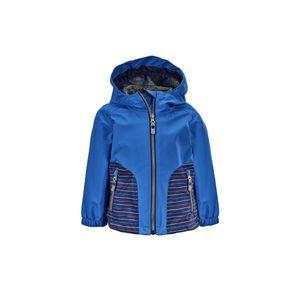 Killtec Kinderjacke / Baby Joylily MNS Softshelljacke, Größe:110/116, Farbe:neon blue