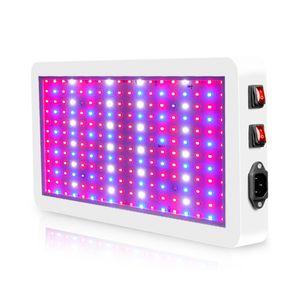 312 LED Grow Light Pflanzenlampen-Panel Vollspektrum für Hydroponik-Innenblumen