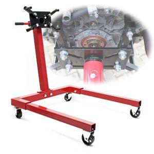 570kg Motorständer Motorheber Getriebeheber Faulenzer Hebebühne Klauenheber