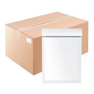 Gepolsterte Luftpolsterumschläge Versandtaschen Briefumschläge 100Stück G17 35x25cm