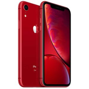 Apple Iphone Xr 128gb 6.1´´ Red One Size